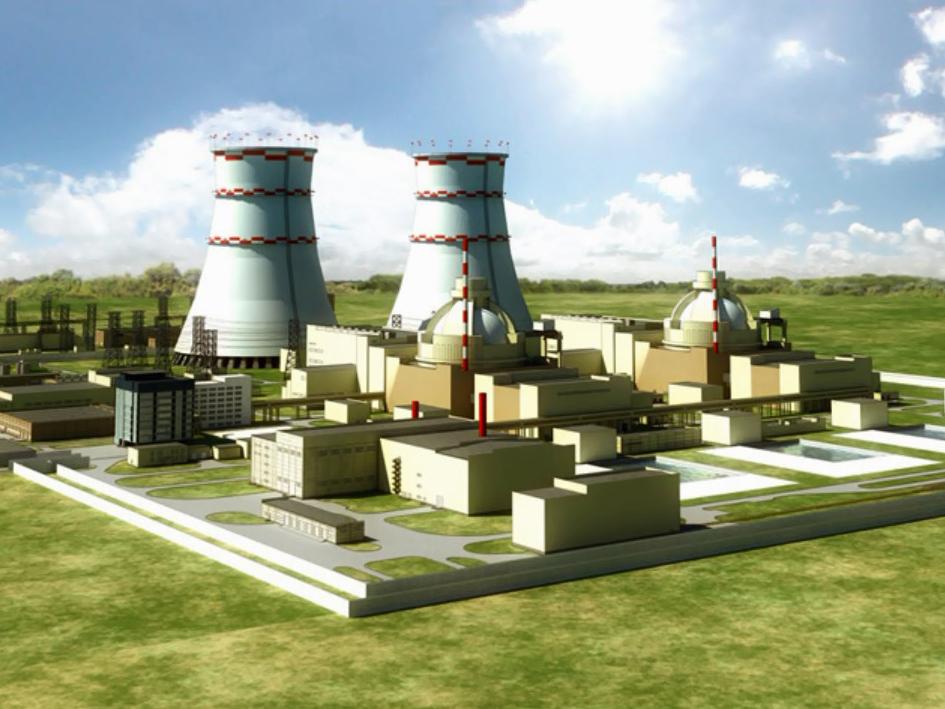 Руководство утвердило срок введения вэксплуатацию Смоленской АЭС-2