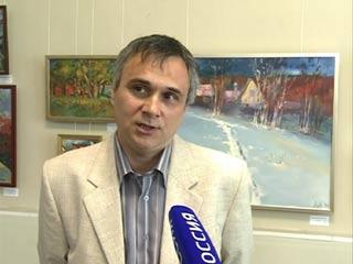 Смоленский художник и ювелир член союза художников россии алексей довгань