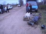 У сычевского мотоциклиста нашли 13 кг марихуаны